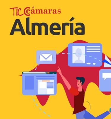 Convocatoria TicCámaras 2021. Almería